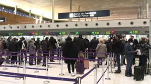COVID-19: EU countries clear plan to ease cross-border tourism over summer (00:57)