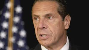 Embattled N.Y. Governor Andrew Cuomo faces calls to resign (02:40)