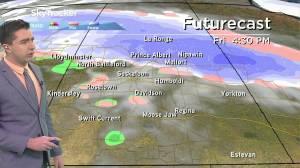 Temperature roller-coaster: Oct. 29 Saskatchewan weather outlook (02:42)