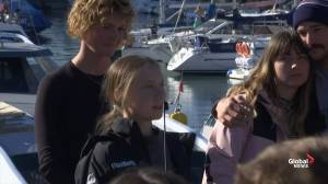 Greta Thunberg on COP25: 'We will continue the fight'