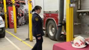 Saskatoon Fire Department appoints 1st female assistant chief
