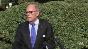 Kudlow touts 'middle class boom' with White House saying 303K new jobs added
