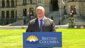 B.C. premier announces move towards Phase 3 of recovery plan will begin next week