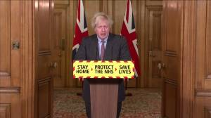 Coronavirus: Britain officially passes 100,000 COVID-19 deaths, Boris Johnson announces (00:48)