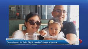 GTA father looks forward to daughter's arrival back to Canada from Wuhan (02:17)