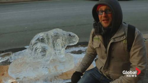 Downtown Dartmouth Ice Festival | Watch News Videos Online