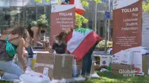 Quebec students send clothing, donations to Beirut following explosion (02:04)