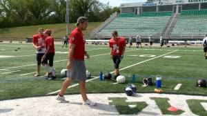 CFL players are getting back to work after season cancelled