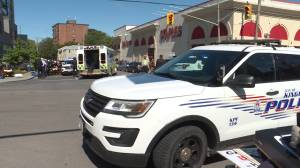 Kingston's mayor and others react to stabbing incident