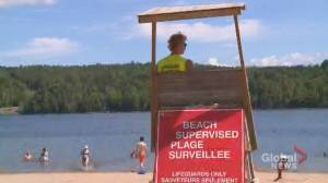 Heat warning issued for most of New Brunswick on Sunday