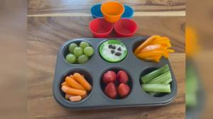 DIY snack ideas for kids