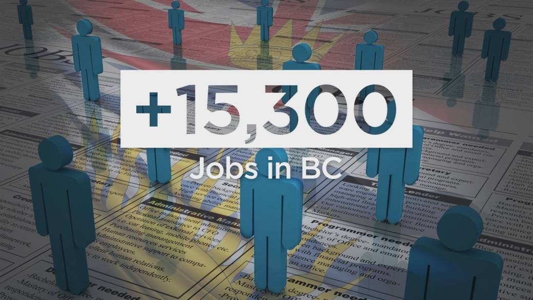 Click to play video 'Latest job numbers indicate Canada's economy on the rebound'