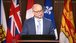 David Lametti praises Rona Ambrose for her work on Bill C-3 (00:51)