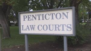 Penticton senior given conditional sentence for assault (01:56)