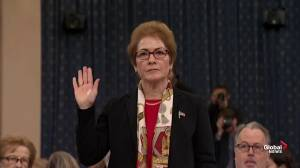 Trump impeachment hearings: Marie Yovanovitch opening statement