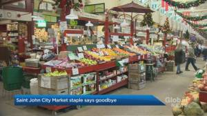 Balemans Produce to close permanently in Saint John