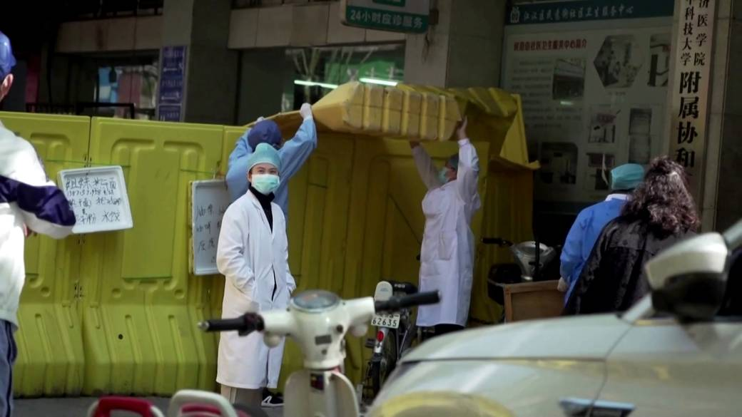 Click to play video 'Coronavirus outbreak: Wuhan lab denounces accusations they may be responsible for COVID-19 pandemic'