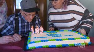 New Brunswick man believed to be oldest in Canada celebrates 109th birthday