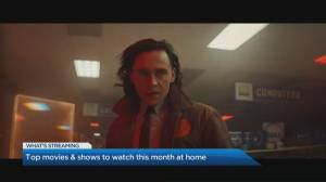 Top movies & shows to stream in July (04:12)