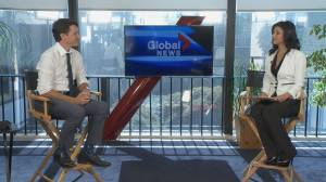 One-on-one with Liberal Leader Justin Trudeau (13:01)