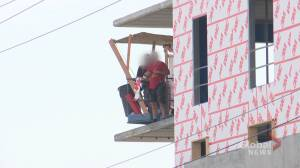 Exclusive: Global News investigation uncovers 'huge risk' at N.S. construction sites