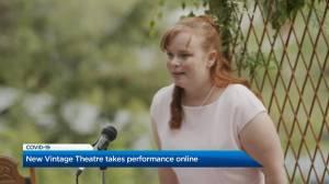 Kelowna's New Vintage Theatre takes play online