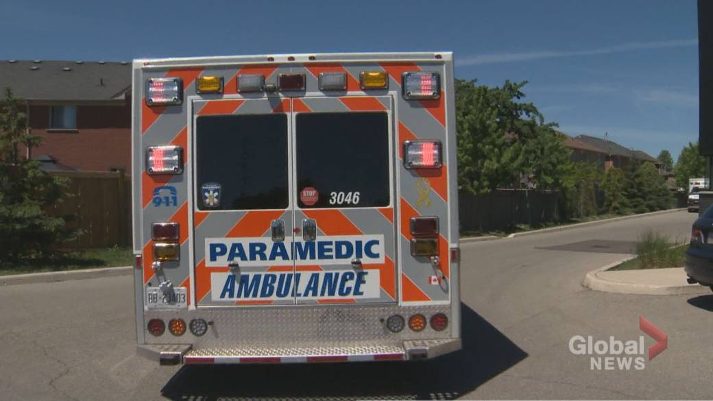 Click to play video: 'How Peel paramedics are helping the COVID-19 vaccination rollout'