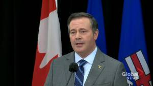 'We continue to work on our options': Kenney says province looking at legal options after Keystone XL cancellation (01:53)