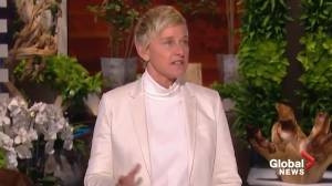 Ellen DeGeneres addresses 'toxic' workplace allegations as show returns for new season