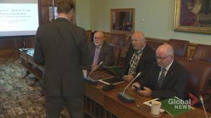 N.B. law amendments committee begins hearing on proposal to remove tax exemption for heavy machinery