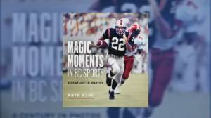 New book explores remarkable moments in B.C. sports history