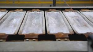 U.S. slaps 10% tariff on Canadian aluminum (03:41)
