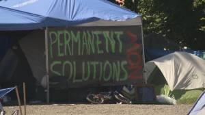 Strathcona strife: escalating tensions over sprawling encampment in East Vancouver park