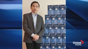 Former Wuhan resident who calls Halifax home leads relief effort for COVID-19