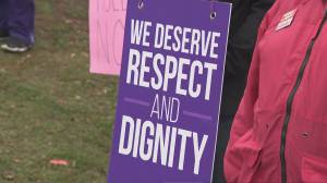 ONA says 'enough is enough' after another nurse in Newmarket attacked (02:31)
