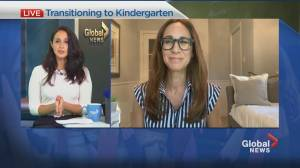 Easing the transition to kindergarten (04:03)