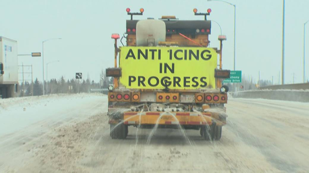 In 7-6 vote, Edmonton council decides calcium chloride will not be used this winter