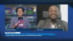 Celebrating 40 years of Toronto Pride with LGBTQ artists & local businesses (05:04)
