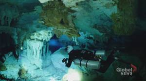 The Training Ground: What it takes to be a world-renowned underwater explorer (03:33)