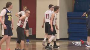 Dream realized during Spruce Grove basketball game