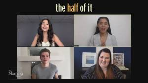 Previewing the new movie 'The Half of It.' (04:12)
