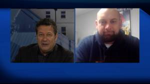 Global News Morning chats with Queen's Gaels football head coach Steve Snyder (05:19)