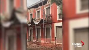 Historic Puerto Rico museum damaged by 5.5 magnitude earthquake