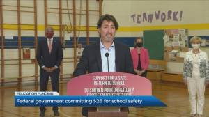 "Federal government commits $2B for 'safe return"" to classrooms"