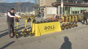 Fourth e-scooter company launches in Kelowna