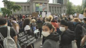 Concern over large anti-racism demonstrations during pandemic