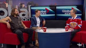 Directors whose films are featured at EIFF drop by Global Edmonton