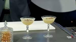 Mixing up cocktails with Braven & Alchemy