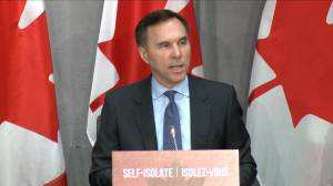 Coronavirus outbreak: Morneau defends government's request for enhanced powers in COVID-19 stimulus bill