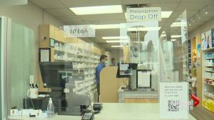 Pharmacists in southern Alberta discuss COVID-19 vaccine delays (02:00)